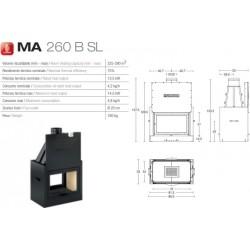MA 260 B SL