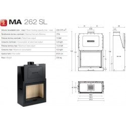 MA 262 SL