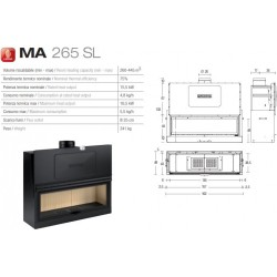 MA 265 SL