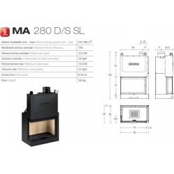 MA 280 D/S SL