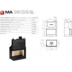 MA 281 D/S SL