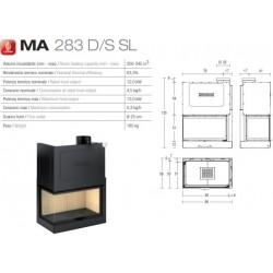 MA 283 D/S SL