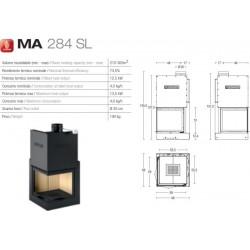 MA 284 D/S SL