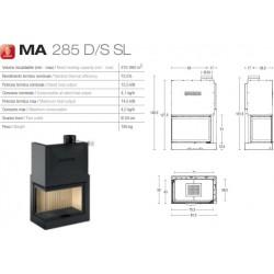 MA 285 D/S SL