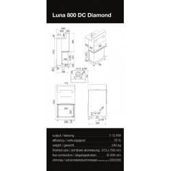 LUNA 850 DC DIAMOND