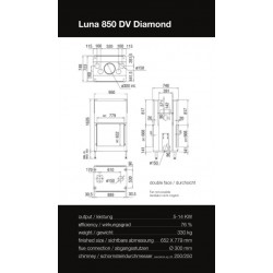 LUNA 850 DV DIAMOND