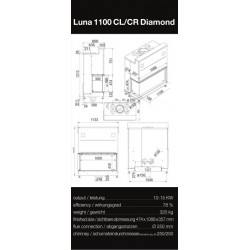 LUNA 1000 CL/CR DIAMOND