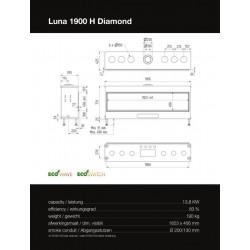 LUNA 1900 H DIAMOND GAS