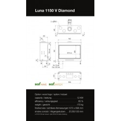 LUNA 1150 V DIAMOND GAS